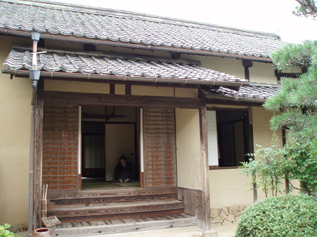 """""""Old Samurai Residences"""" which have a taste of Japanese-style room and strengths of Samurai warriors"""