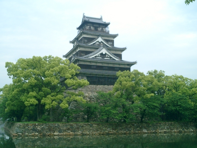 The Grand Castle Keep of Hiroshima Castle Enjoy the history of Hiroshima on Tatami