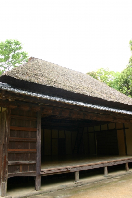Shikoku-mura History and zest of Japanese housing, Japanese room and Tatami