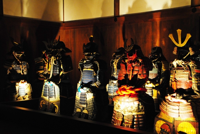"Samurai Museum Feel the  ""soul of Samurai"" closely on Tatami"