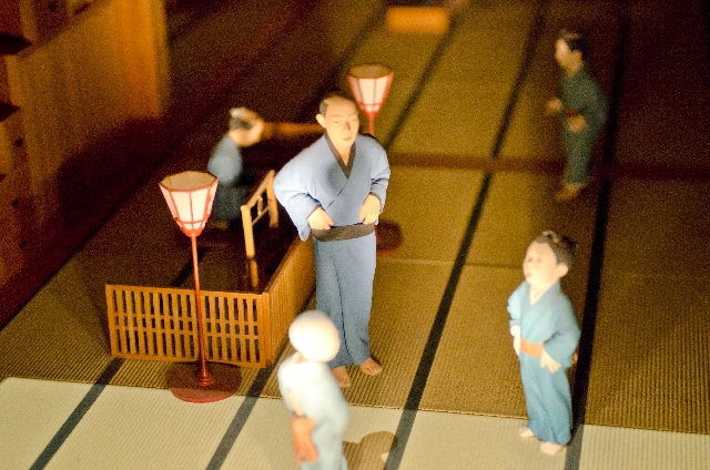 "Tatami was there in Edo and in Meiji Edo Tokyo Museum where you can experience  ""Old Tokyo"""