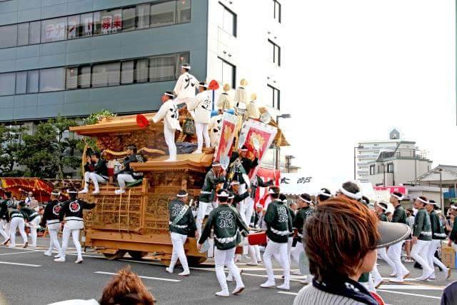 Festival of Igusa, the material of Tatami