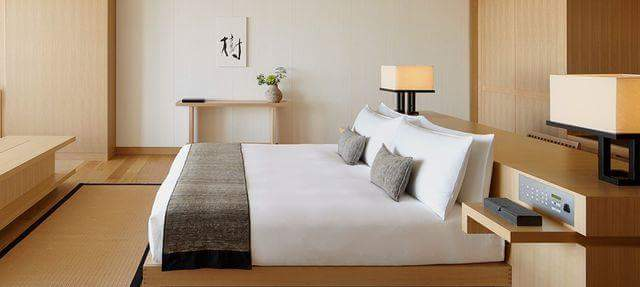 """Luxurious hotel popular among foreigners The reason is """"Tatami"""""""