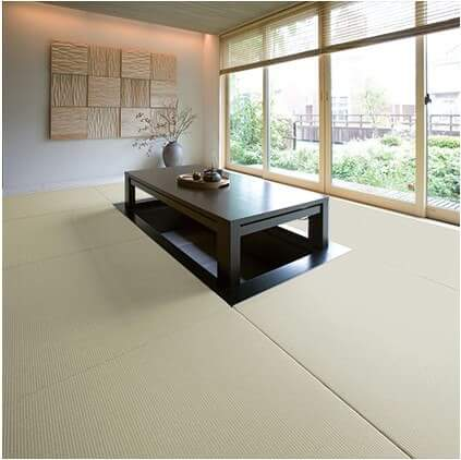 "When should we exchange the ""tatami""?"