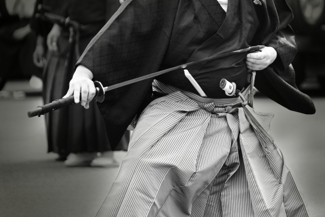 Let's be Samurai! Japanese unique experience