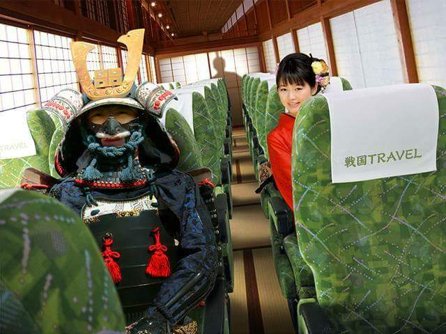 Is there a tatami floored highway bus in Japan!?