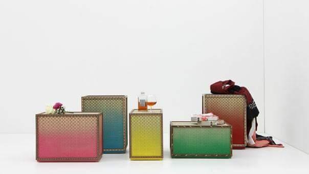 Tatami furnitures created by Lebanon's designer