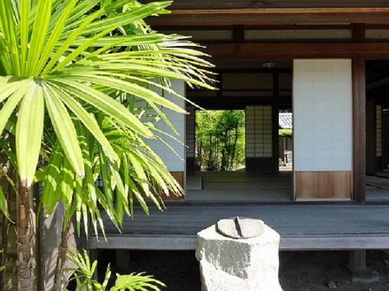 Japanese taste's samurai houses Historical and traditional castle town, Obi
