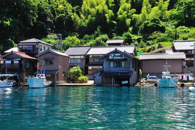 "Stay at ""Funaya house""! The nearest life to the sea in Japan"