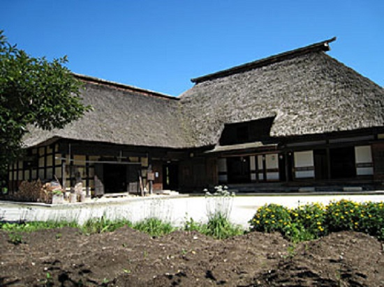"""Old and good Japan"" With Japanese atmosphere   ""Iihatobu"" Iwate Prefecture"