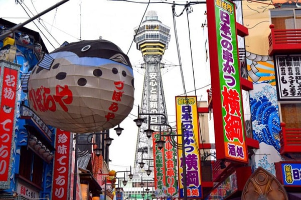 Enjoy the Japanese culture! Osaka, the powerful city with viewing spots and delicious foods
