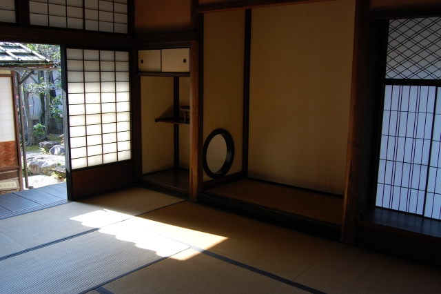"The tatami day in the Autumn ""Take care of the tatami forever"""