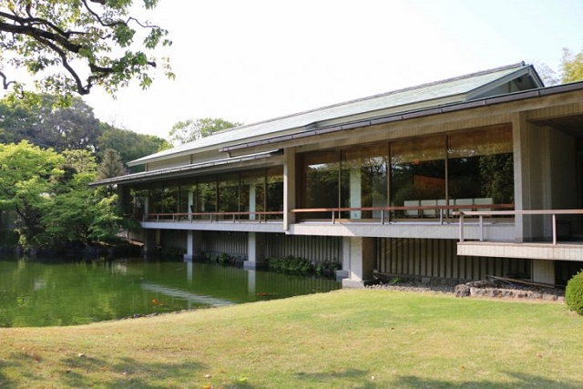 """The high-class of Japan  """"Yushintei"""" Visit Geihinkan (state guest house) in Akasaka, Tokyo as a feeling of a national guest"""