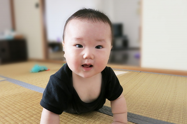 We recommend the tatami for families having babies!