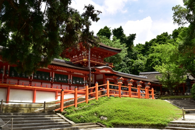 "Nara   Kasuga-Taisha Shrine 1250 years of history and  ""Kasuga Wakamiya Onmatsuri Festival"""