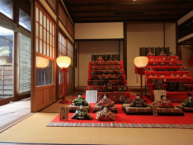 """Spring"" is coming soon Risshun (first day of spring) Usui (15th day from Risshun) Japanese atmosphere in Hina Dolls"