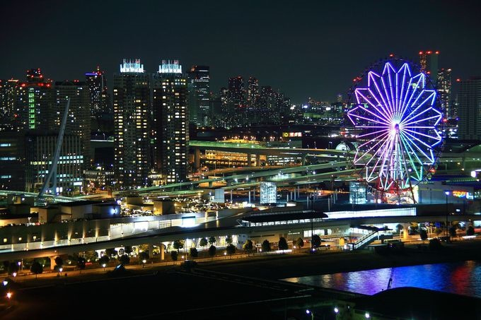 A popular tourist spot to feel Japan Vol.10 A lot of places to see, Tokyo Proudly Japanese traditions and culture to the world