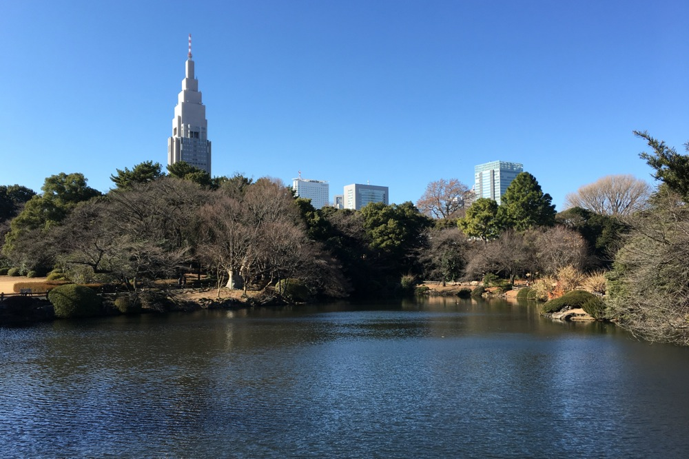 "A popular tourist spot to feel Japan   Vol.27 ""Oasis of an urban"" Japanese time in Shinjuku Gyoen National Park"