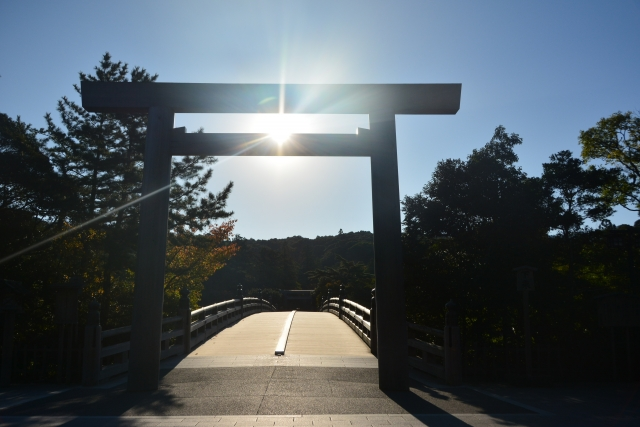 "A popular tourist spot to feel Japan   Vol.20 Unbroken holy history Ise-Jingu Shrine ""Okage Yokocho"", fulfilled by Japanese atmosphere"
