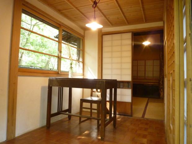 "A popular tourist spot to feel Japan Vol.18 Karuizawa, a popular tourist spot every season Feel the breath of writers ""Muro Saisei Kinenkan Museum"""
