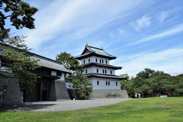 The Northernmost castle town in Japan   Matsumae The temple town with the Edo atmosphere and the Matsumae Clan House