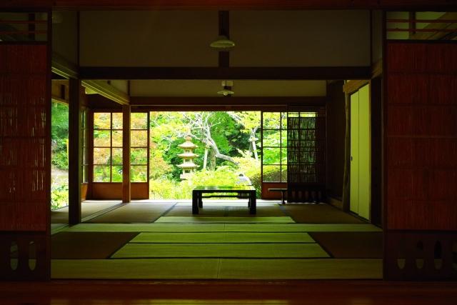 """Japanese original culture """"tatami"""" and """"spring tatami day"""""""