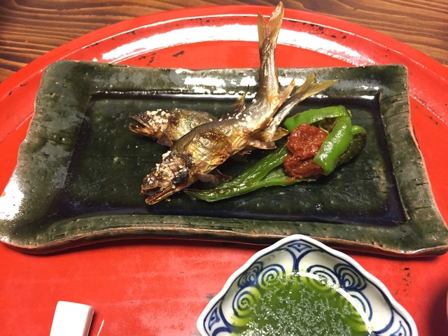Ancient city    Japanese foods in Kyoto Receive life of grass