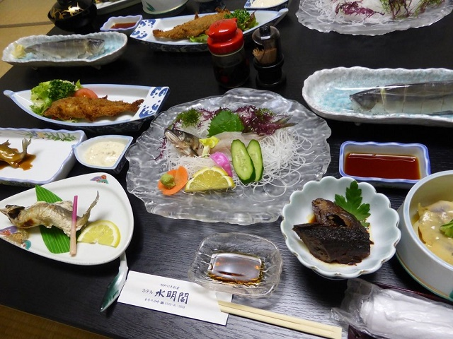 Japanese Scottland? Yoichi in Hokkaido   Vol.2 Sweet fishes in the clean river, herrings in the sea, fruits in the mountain, and wines