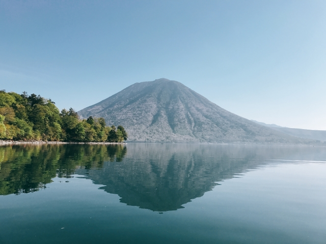 Japanese famous mountains, want to go at least once Mt. Nantai in Nikko, Tochigi The great view, the historic festival, hot springs with Japanese atmosphere, and the Japanese room