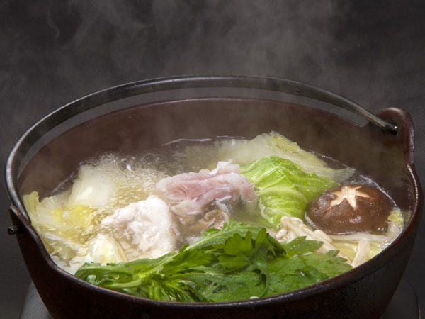 Japanese hotpot A grand champion of fishes Ara hotpot is marvelous taste