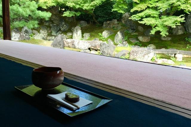 "Heartwarming ""Japanese-style confectioneries"" Elegant tastes The Japanese atmosphere"