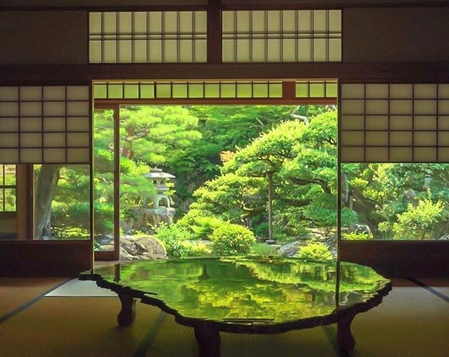 "Feel the attractions in Kyoto with fresh green in Omuro valuable special opening of the world heritage ""Ninna-Ji Temple"" and ""Kyutei Omuro"""
