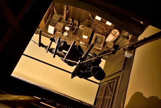 """Ninja"" during the Sengoku Period Real Ninja houses and Ninja experience in Koka, Shiga"
