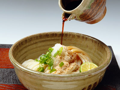 Udon Prefecture in the other name!? 〜Vol.4 This is the spirit of Sanuki Udon!! Soy sauce Udon〜