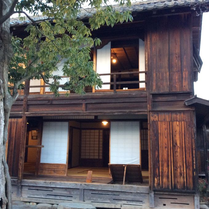 "Obuse in Nagano, the place to show the breathes of great people The townscape and the masterpiece ""Hououzu"", loved by Issa and Hokusai"
